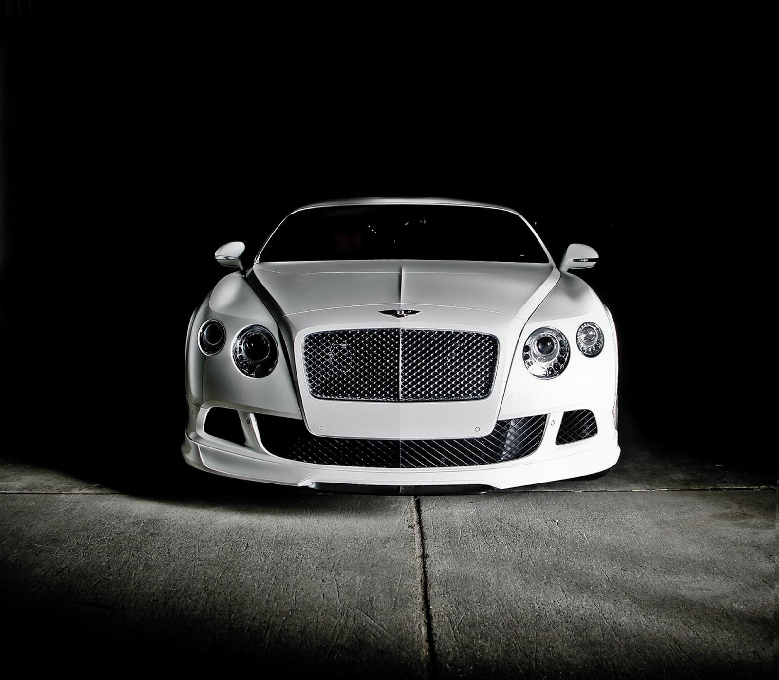 Bentley Cars 2012: Bentley Vorsteiner BR-10 Continental GT 2012