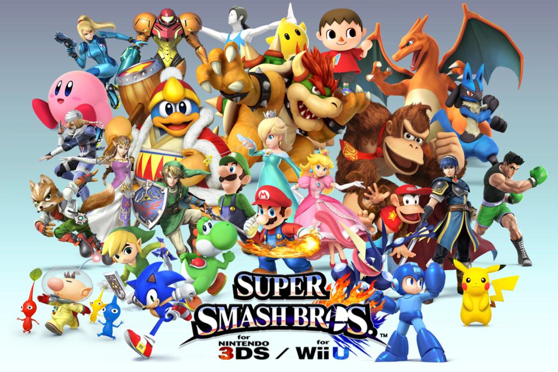 super smash online game