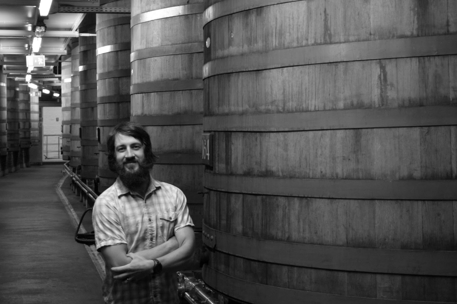 An Interview with Josh Pfriem of the up ing Pfriem Brewery New School Beer