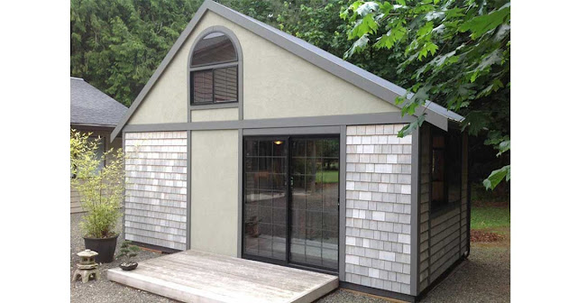 Man Builds Remarkable 280-Square-Foot House
