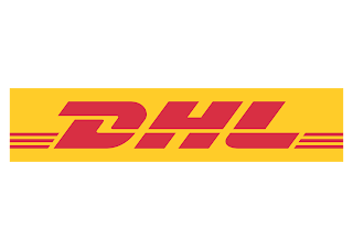 DHL Logo Vector  download free