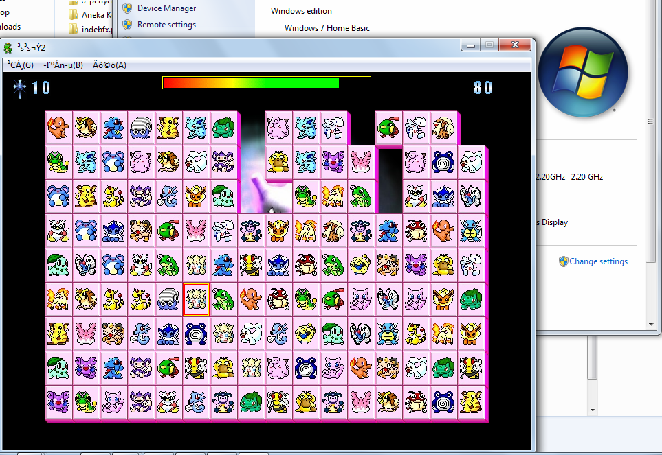 Game Onet For Win 7 Onet