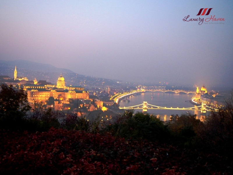 hungary budapest tourist attractions gellert hill