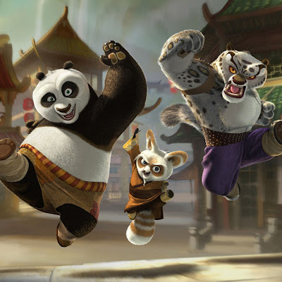 Kung Fu Panda 2 iPad Wallpaper 6