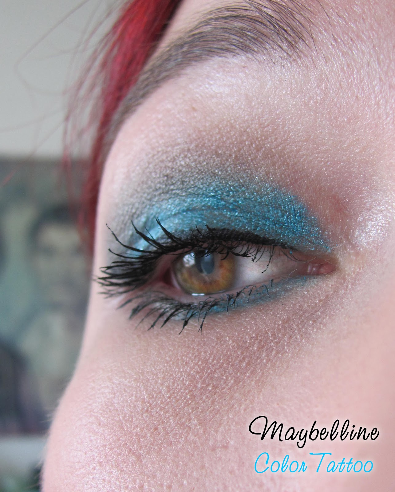 Apocalipstick maybelline color tattoo look for Color tattoo maybelline