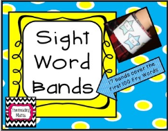 http://www.teacherspayteachers.com/Product/Sight-Word-Bands-FREEBIE-1046832