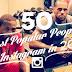 50 Orang Paling Terkenal di Instagram Tahun 2014 (10-1)