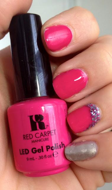 Making Up the Midwest: Gel Nail Update: Using Regular Polish