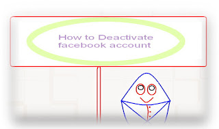 Deactivate or Reactivate Facebook Account