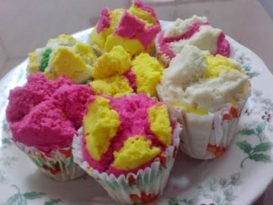 Cara Membuat Kue Bolu Kukus Enak
