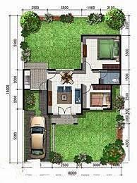 desain interior untuk rumah type 36/60