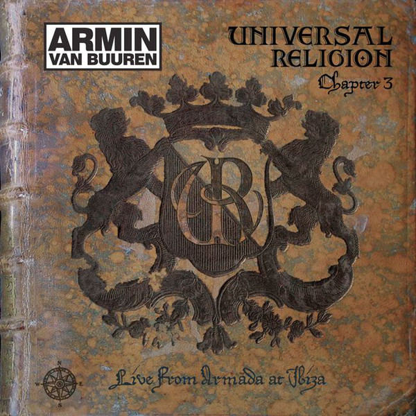 Armin van Buuren - Universal Religion Chapter 3 (Live from Armada At Ibiza) [Bonus Track Edtion] Cover