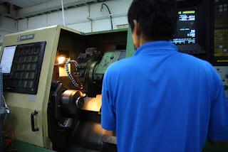 Tuyển nam tiện CNC làm việc tại Nhật Bản