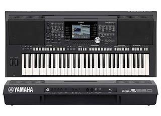 Update Daftar Harga Terbaru Yamaha PSR S950 S750 November 2015