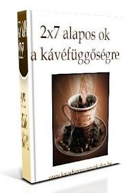 Okok a kávéfüggőségre