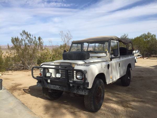 1975 Land Rover Series 3 For Sale