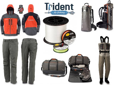 Trident Fly Fishing Equipments