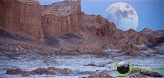 Lembah Bulan - Chile