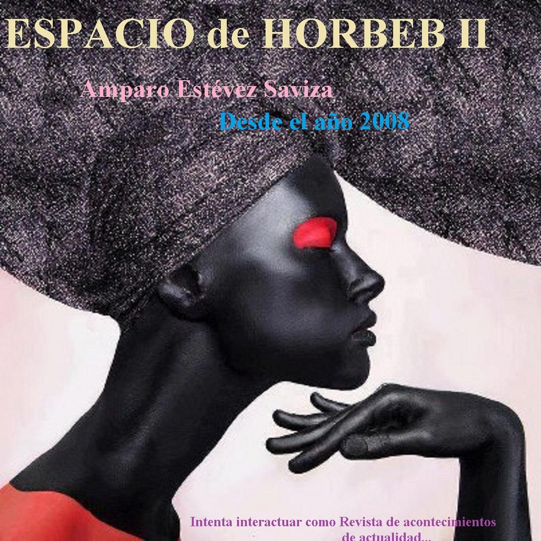ESPACIO DE HORBEB II_AmPaRo EsTeVeZ SaViZa
