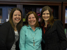 My Walnut springs Press Team-Amy, Me and Linda