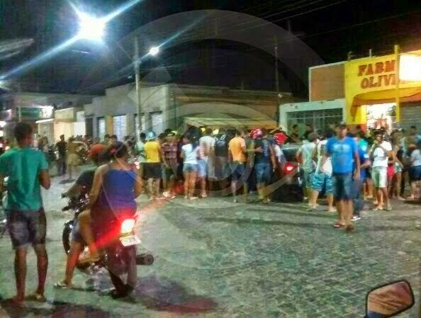 Homem é morto a tiros na Avenida principal de Xique-Xique