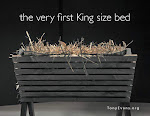 The Very First KING Sized Bed ~ NOEL