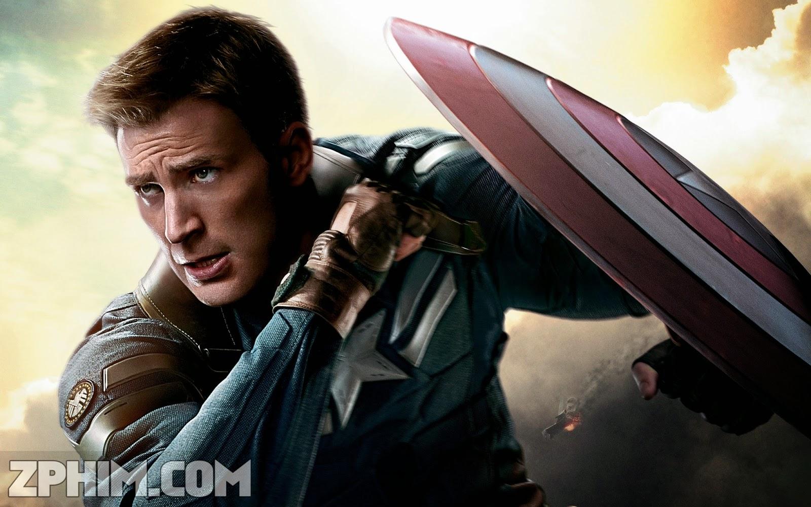 Ảnh trong phim Captain America 2: Chiến Binh Mùa Đông - Captain America 2: The Winter Soldier 4