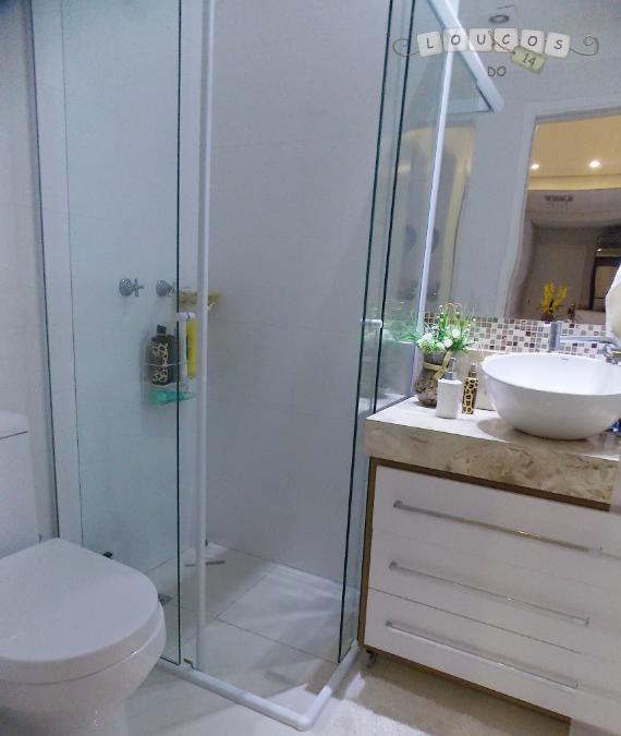 Loucos do 14!! Retrospectiva # antes e depois { banheiro } -> Banheiro Com Pastilha Em Cima Do Vaso