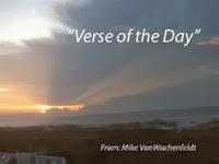 """Verse of the Day"""
