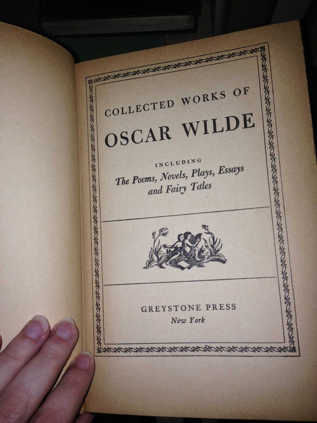 the influences of oscar wilde essay Who were oscar wilde's main influences and what other literary greats can he be compared to the answer to these questions would be much appreciated.