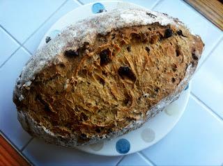 currant loaf jigsaw bakery