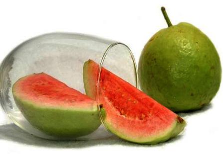 Manfaat Jambu Biji Merah bagi kulit wajah