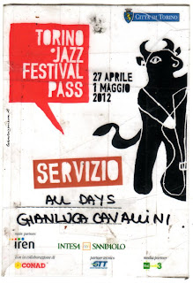 Pass Torino Jazz Festival 2012