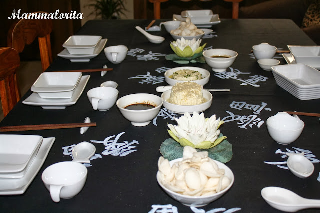 Mammalorita cinese si ma a casa mia for Mangiare cinese