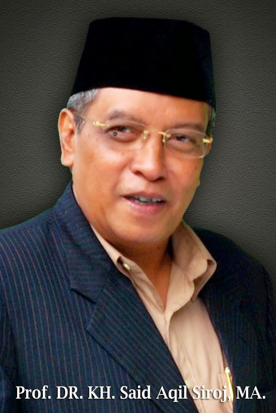 Prof. Dr. KH. Said Aqil Siradj, M.A