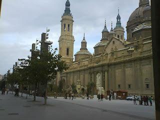Belén Plaza de Pilar Zaragoza