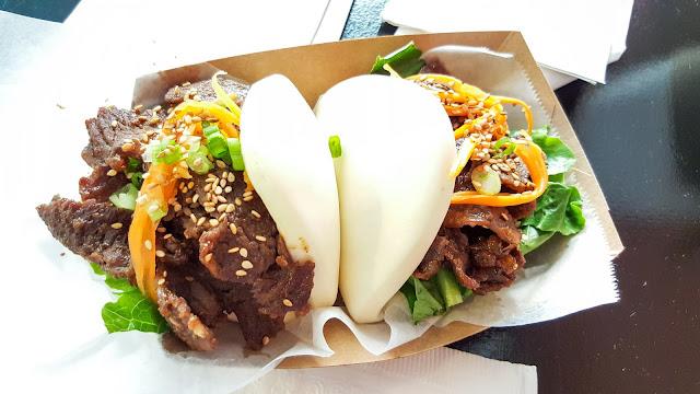Bistro Southeast - Korean BBQ Ribeye Buns
