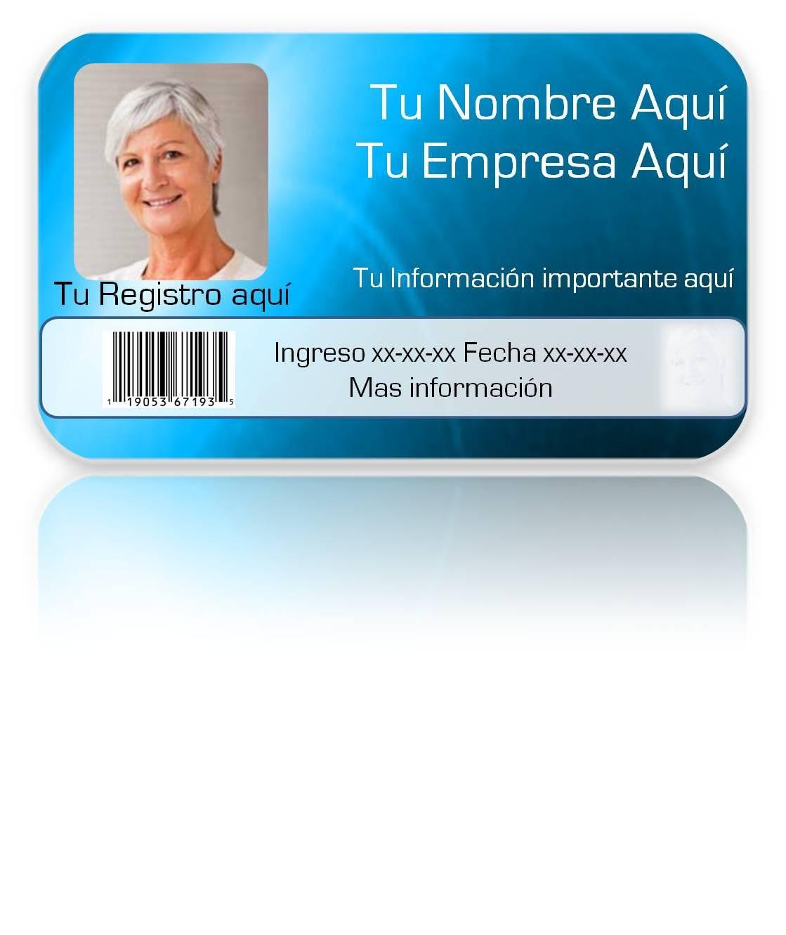 E-marketing.gt.unclick: Gafetes de Identificación
