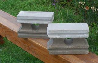Bloquetas para Construccion Hechas con Cenizas de Volcan