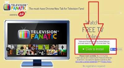 Cara Download TV Online