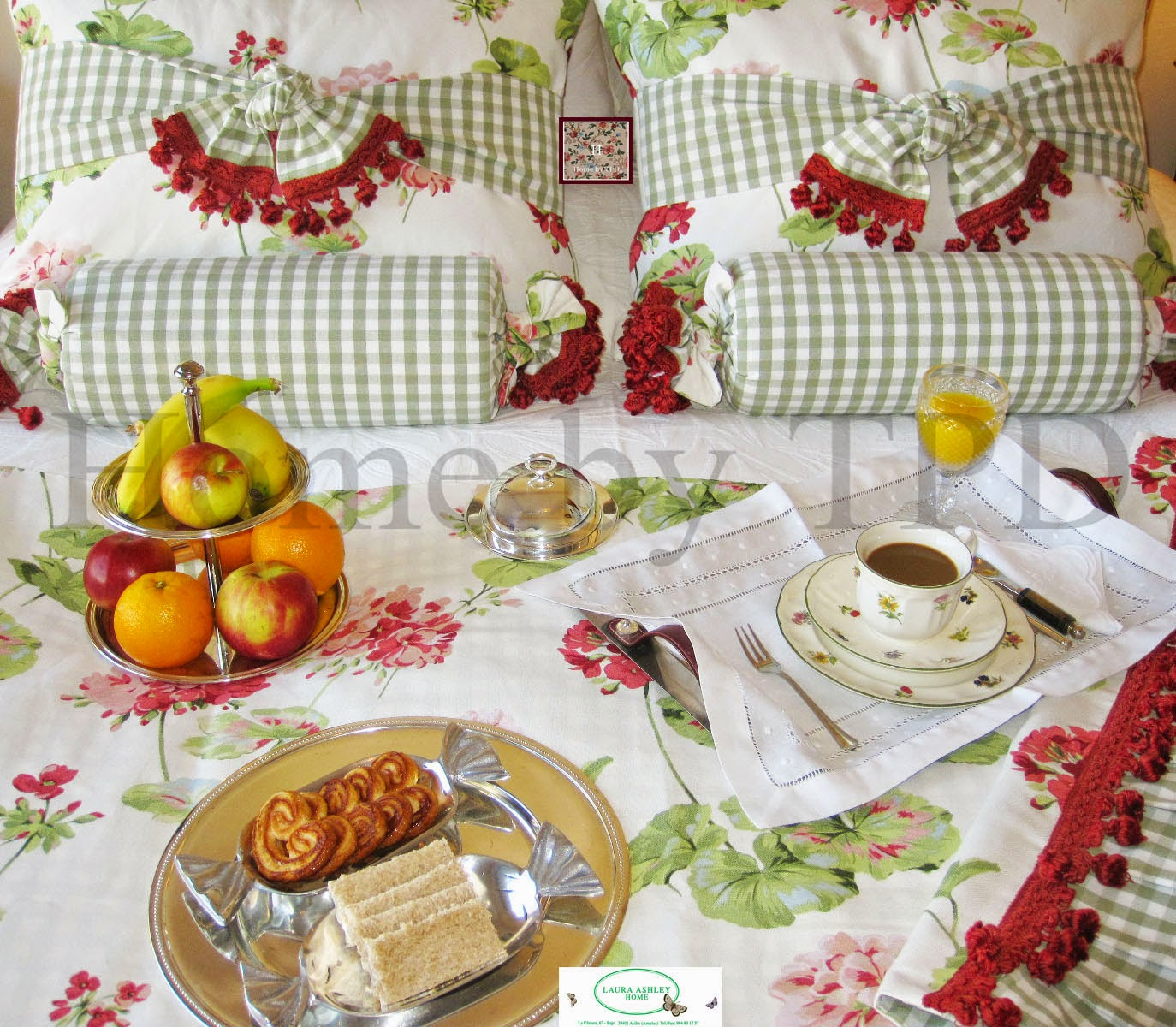 Home by TPD y Laura Ashley Asturias, una preciosa colaboración