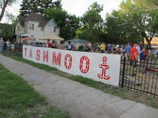 Tashmoo Biergarten Detroit