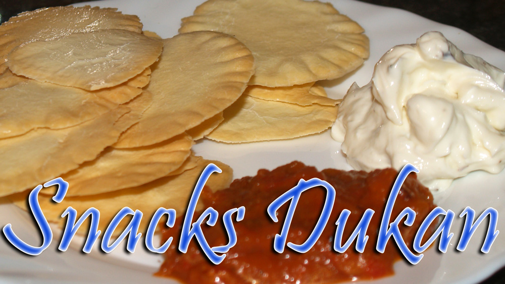 snacks dukan