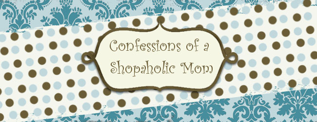 Confessions of a Shopaholic Mom