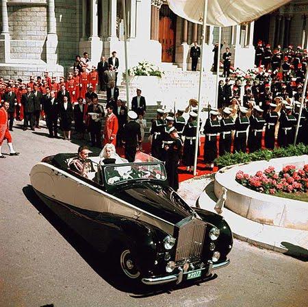 Сватбата на века в Монако през 1956 г.