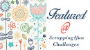 Scrapping 4 Fun Featured Creation