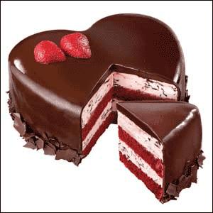 Resep Cokelat Strawberry Ice Cream Cake