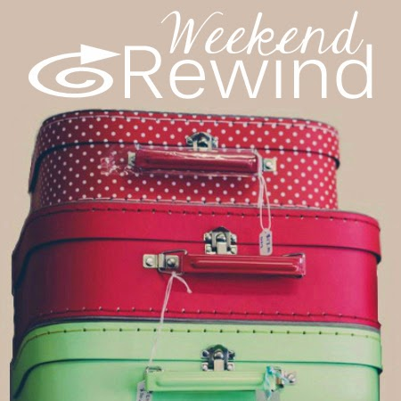 Grab button for Weekend Rewind at Maxabella loves…