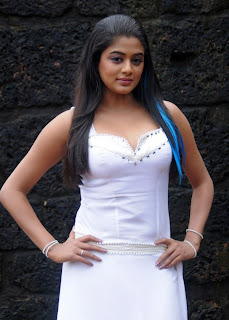 South Actress Priyamani latest Hot stills in White Dress