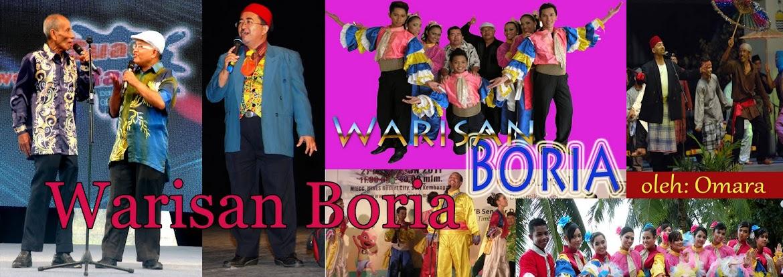 Warisan Boria